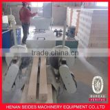 Free sample available wood pallet machine/wood block machine/wood sawdust block making machine