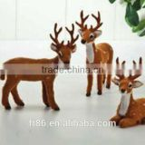 Best price artificial fake deer antler for wedding decoration