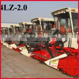 Small Mini Wheel Self-propelled wheat cutter mini harvester For Wheat,Rice,Soybean Model 4LZ-1.0 /1.5 /2.0 /2.0d /2.6 /3.0