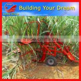 2016 China Newest high output low price of sugar cane harvester for sale