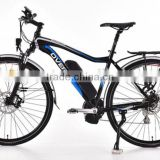 aluminium alloy 700C EU approved 250W electric mountain bike with lithium battery (TK-TDE07Z)