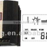200w Off-grid Hybrid Wind Solar Charge Controller with LCD display