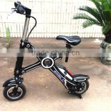 Baogl Chinese Mini portable 2 wheel foldable smart balance scooter electric bike/bicycle for adults