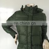 women coat jacket with elastic bottom coat female coat winter high quality winter coat water proof coat