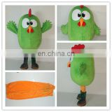 HI CE customized bird mascot costume for adult size,funny animal mascot costume with high quality
