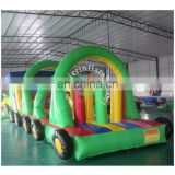 Train Inflatable Obstacle For Kids And Adults Cheap Inflatable Obstacle Course