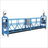 Facade cleaning machine steel building gondola lift equipment
