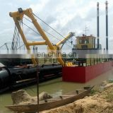 River Sand Hydraulic Cutter Head Dredging Equipment