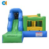 CH Inflatable amusement jumping slide moon walk bouncer fun city