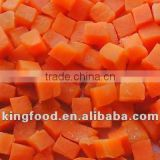 sell chinese 2012 frozen carrot dice