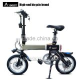 Ultra Light Easy Taking Mini Folding Bike 24'' Electric Bicycle at Wholedsale Price