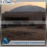 Economic light steel truss function hall design