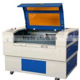 Best quality Acrylic/ Crytal /rubber /Fabric Laser engraving / carving machine with CE/ISO