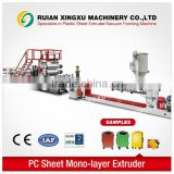 senior engineer supplied PC Suitcase Plastic Extruders --- YX-22A/S