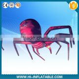 Newest Halloween spiderl inflatable, Inflatable Halloween product/Holloween inflatable spider