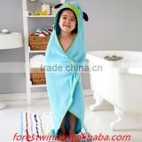 Customized cotton baby hooded towel and children bathrobe from China Alibaba                                                                         Quality Choice