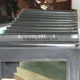 expansion plastic machine shield