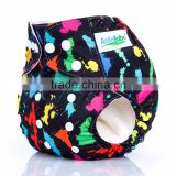 Adjustable Reusable Lot Baby Washable Cloth Diaper Nappies