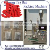 Automatic Vertical tea Filter bag packing mahcine with envelope, tea stick packing machine