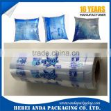 Plastic bag packaged drinking water/PE liquid plastic wrapper roll/ Juice drinks pouch 200ml