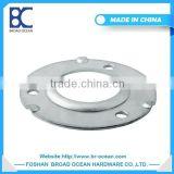 316l stainless steel decorative pipe flange threaded flange