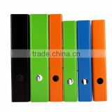 Wholesale High Fashion Plastic File Clip, Plastic Folder A4 Size, Metal Clip File Folder