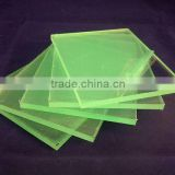 green recyceled material pet gag petg plastic sheets for anti-static thermoformed plastic packaging tray factory since 2000 cert