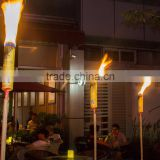 Gold Supplier & Trade Assurance 2016 newes product bamboo tiki Torch for home use