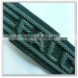 1 inch non-slip polyester elastic webbing straps for clothes