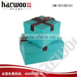 cute customized lid wholesale paper gift box                                                                         Quality Choice