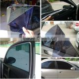 Removable non-glue recycling used car static cling silicone window tinting film                                                                         Quality Choice