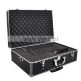 Professional Large Hard Photographic Equipment Case With Carrying Handle and Wheels ZYD-HZMcm004