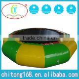 Inflatable Used Water Trampoline For Sale / Inflatable Trampoline For Children And Adults