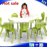 wholesale cheap plastic children table and chairs for kindergarden                                                                         Quality Choice