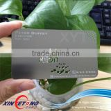Customize Shape Stainless Steel Metal Business / Name Card