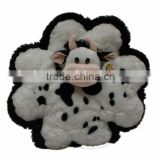 plush cow cuhion seat cushion plush toys