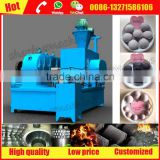End-users highly recommend soft coal briquettes press making machine