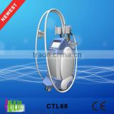 Beir No-invasive Multi in one laser cryo handles cool lipolysis device RFultrasonic cavitation liposuction machine CTL68
