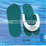 EVA Pedi SPA Slippers Flip Flops for Men Disposable Hotel Bath Slippers                                                                         Quality Choice