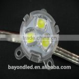 LED point lights SMD 5050 DC 12V, Epistar chip high brightness,Point lights for outdoor.