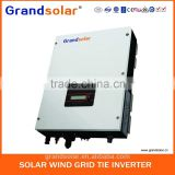 GRANDSOLAR HOT SELL AND QUALITY 1000W(1KW) 50/60HZ SINGLE 48V PHASE MPPT GRID TIE INVERTER WITH DC-AC FOR HIGH EFFICIENCY