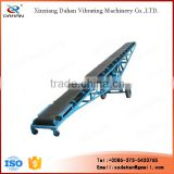 Hot Sale High Efficiency Large Angle Belt Conveyor For Coal Sand Food Industrial