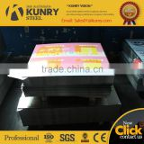 welded and lightly expaned body tin coated steel tin plate sheet