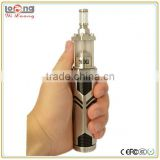 Best selling rta like rose v2 ceramic cup coil rebuild chariot with tube protection adjustable chariot atomizer