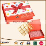Chocolate strawberry boxes chocolate wrapping box cheap chocolate boxes