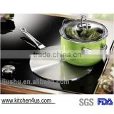 Induction heat diffuser ,plate stainless steel induction adaptor                                                                         Quality Choice