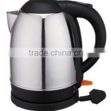1.5l cordless stainless steel electric kettle parts