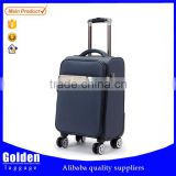 professional beauty luggage soft sided nylon travel trolley case