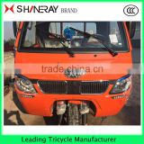 HOT!!!three wheel motorcycle rickshaw with best price for adult sticker design