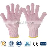 Bamboo fiber HPPE Anti-microbial Protevtive Gloves